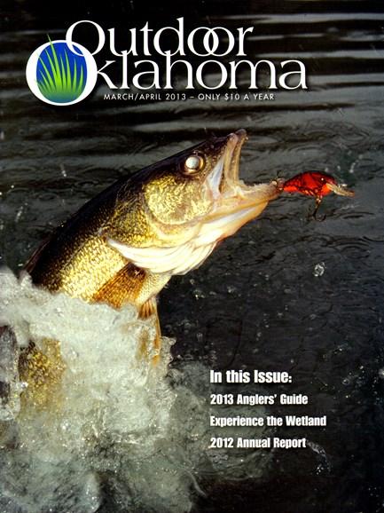 Outdoor Oklahoma Cover - 3/1/2013