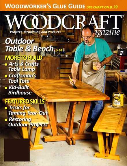 Woodcraft Cover - 4/1/2013