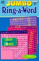 Jumbo Ring a Word Magazine 6/1/2013