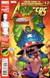 Avengers Earths Mightiest Heroes | 5/1/2013 Cover