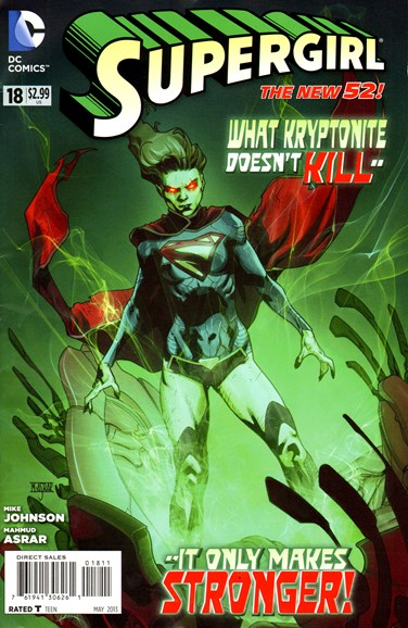 Supergirl Cover - 5/1/2013