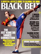 Black Belt Magazine 4/1/2013