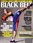 Black Belt Magazine 4/1/2013