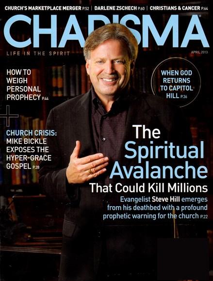 Charisma Cover - 4/1/2013