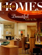 St Louis Homes and Lifestyles Magazine 4/1/2013