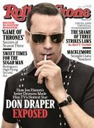 Rolling Stone Magazine 4/11/2013