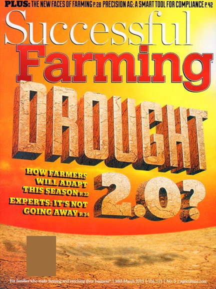 Successful Farming Cover - 3/15/2013