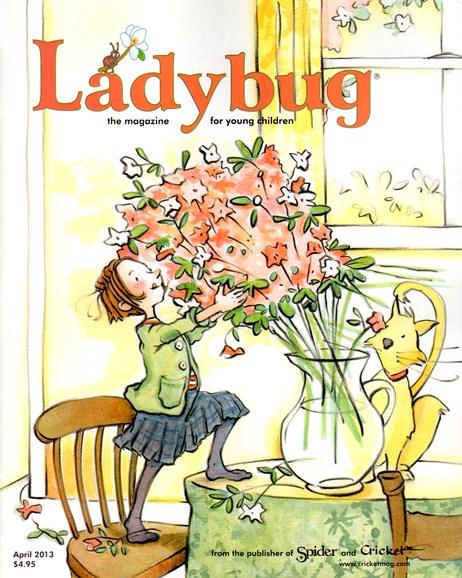 Ladybug Cover - 4/1/2013