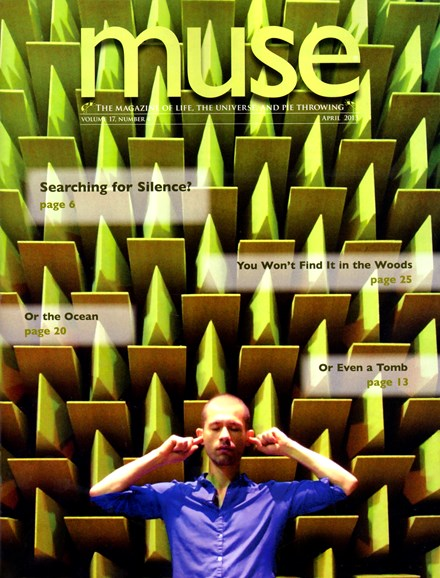 Muse Cover - 4/1/2013
