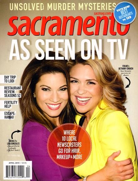 Sacramento Cover - 4/1/2013