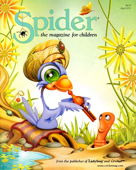 Spider Cover - 4/1/2013