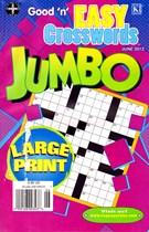 Good N Easy Crosswords Jumbo Magazine 6/1/2013