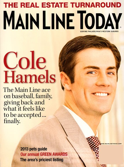 Main Line Today Cover - 4/1/2013