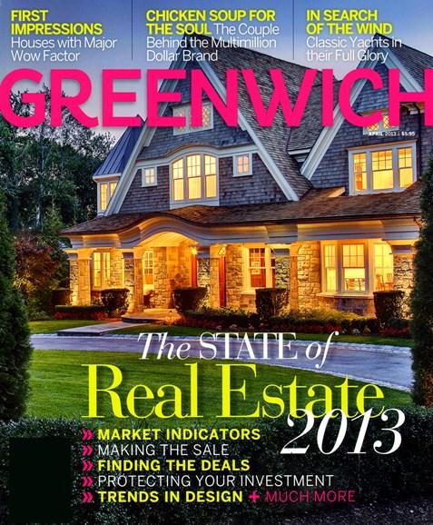 Greenwich Cover - 4/1/2013