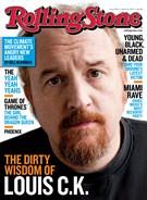 Rolling Stone Magazine 4/25/2013