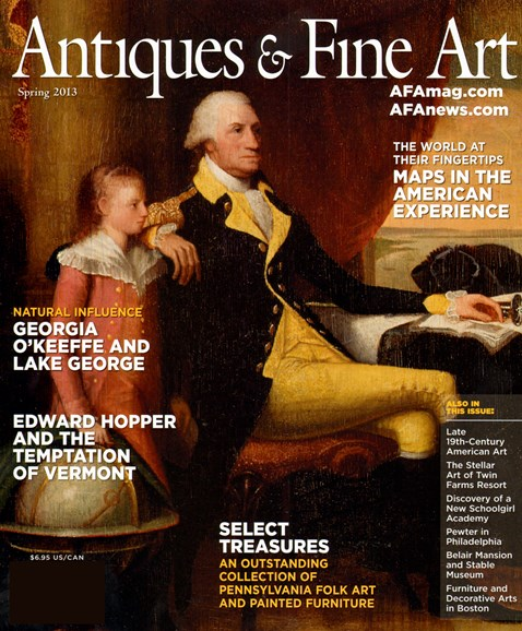 Antiques & Fine Art Cover - 4/1/2013