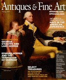 Antiques and Fine Art Magazine 4/1/2013