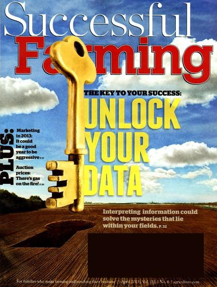 Successful Farming Cover - 4/1/2013