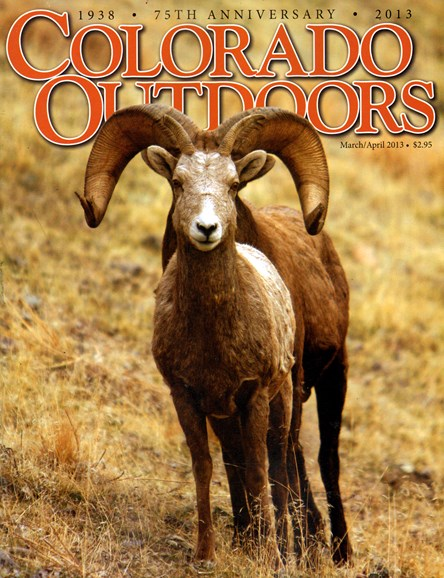 Colorado Outdoors Cover - 3/1/2013