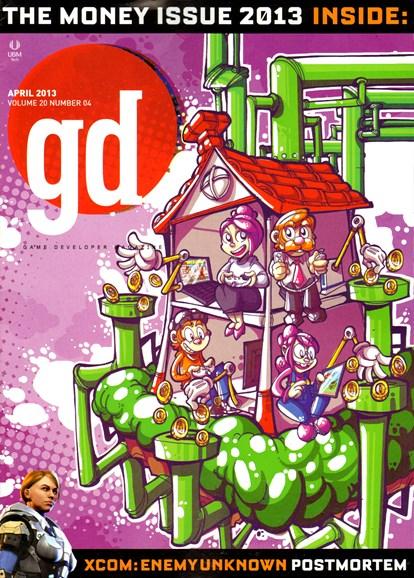 Game Developer Cover - 4/1/2013