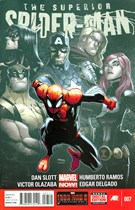 Superior Spider Man Comic 6/1/2013