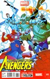Avengers Earths Mightiest Heroes | 6/1/2013 Cover