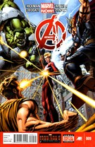 Avengers Comic 6/1/2013