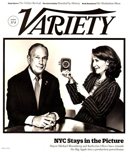 Variety Cover - 4/1/2013