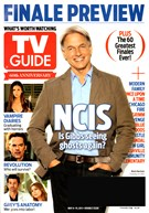 TV Guide Magazine 5/6/2013