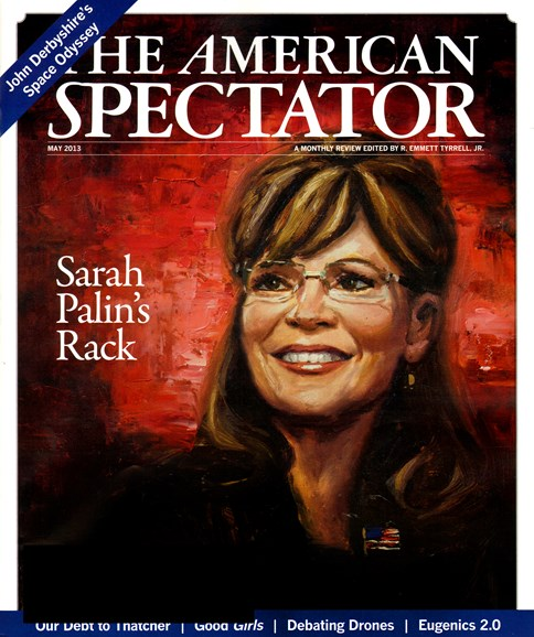 The American Spectator Cover - 5/1/2013