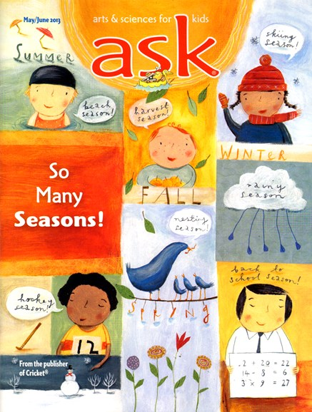 ask Cover - 5/1/2013