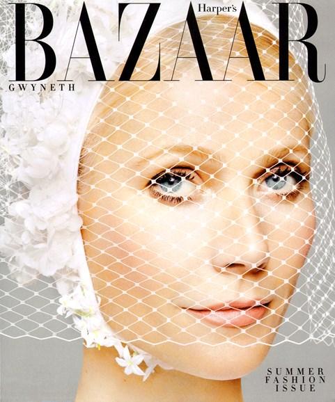 Harper's Bazaar Cover - 5/1/2013