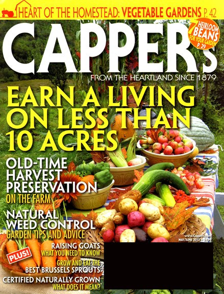 Capper's Cover - 5/1/2013