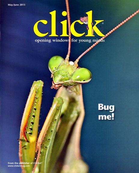 Click Cover - 5/1/2013