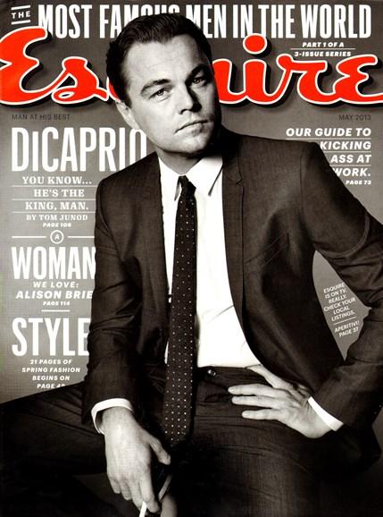 Esquire Cover - 5/1/2013