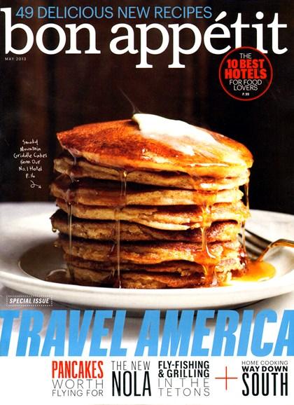 Bon Appétit Cover - 5/1/2013
