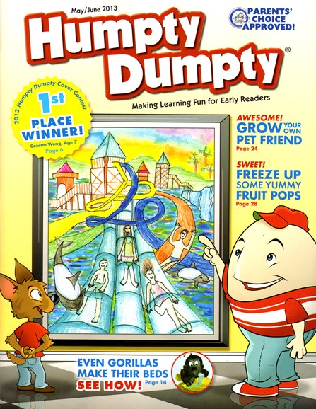 Humpty Dumpty Cover - 5/1/2013