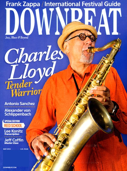 DownBeat Cover - 5/1/2013