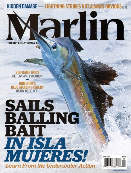 Marlin Cover - 5/1/2013