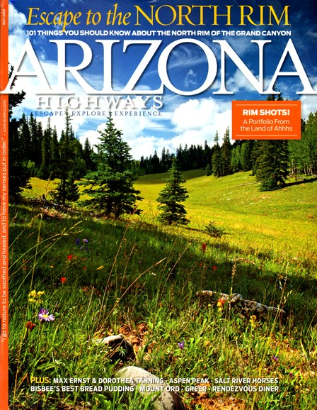 Arizona Highways Cover - 5/1/2013