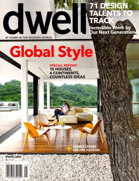 Dwell Cover - 5/1/2013