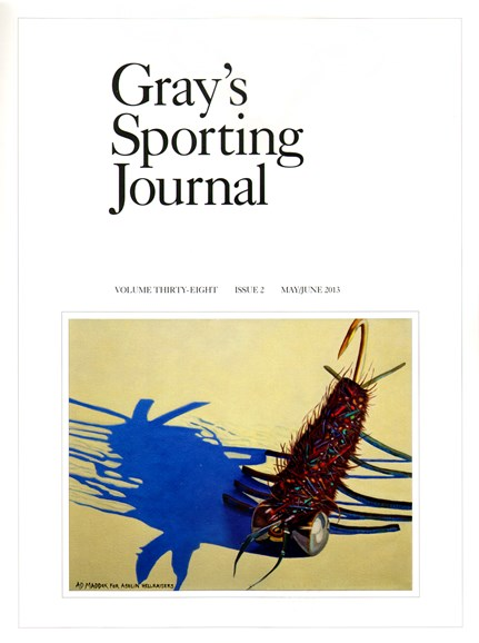 Gray's Sporting Journal Cover - 5/1/2013