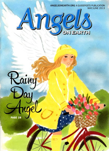 Angels on Earth Cover - 5/1/2013