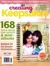 Creating Keepsakes | 5/1/2013 Cover