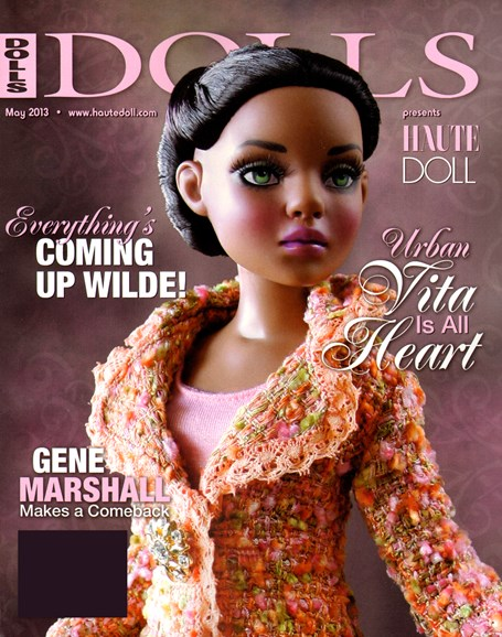 Dolls Cover - 5/1/2013