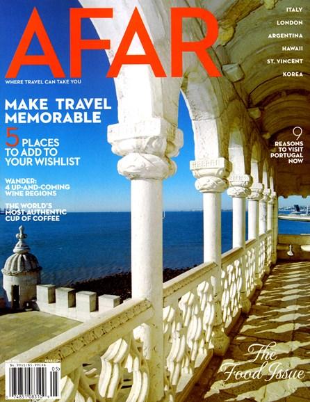 AFAR Cover - 5/1/2013