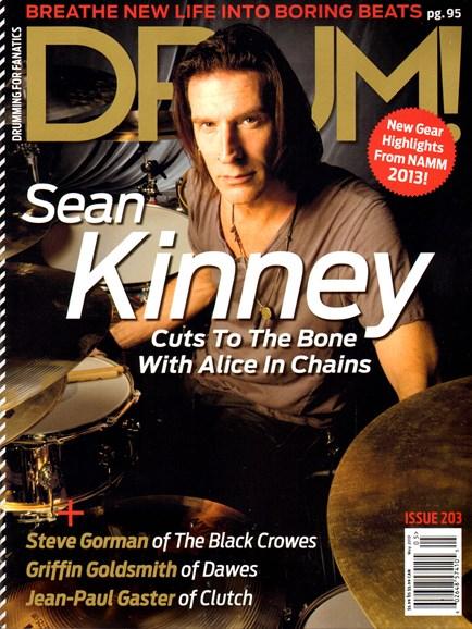Drum! Cover - 5/1/2013