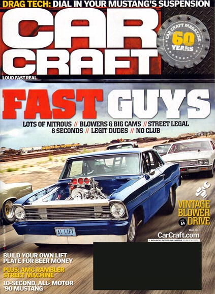 Car Craft Cover - 5/1/2013