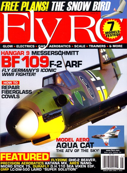Fly RC Cover - 5/1/2013