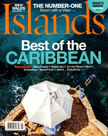 Islands Cover - 5/1/2013